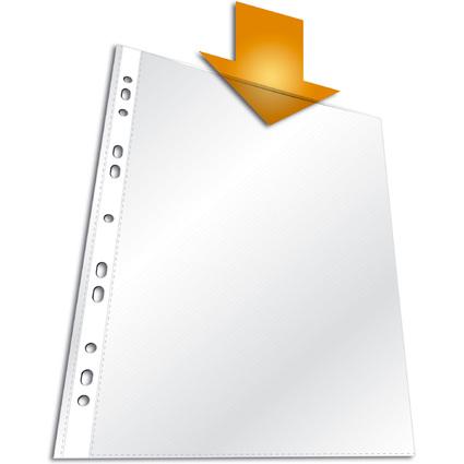 DURABLE PREMIUM Prospekthülle, DIN A4, PP, transparent