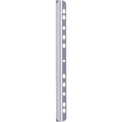DURABLE Klemmschiene, DIN A4, Füllhöhe: 6 mm, transparent