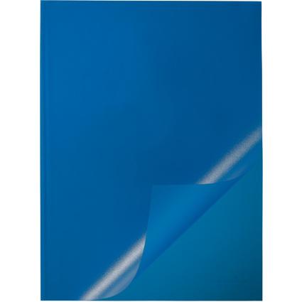 DURABLE Klemmschienenhülle, DIN A4, blau
