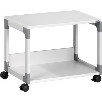 DURABLE Bürowagen SYSTEM Multi Trolley 48, 2 Böden, grau