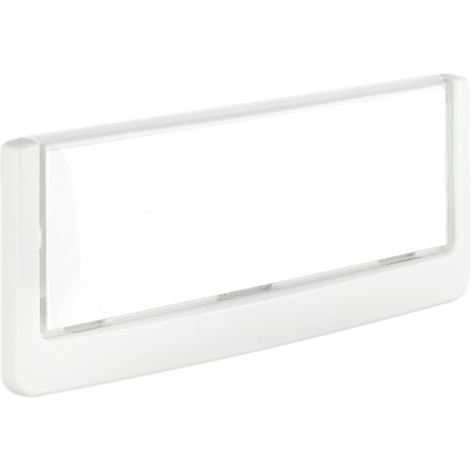 DURABLE Türschild CLICK SIGN, (B)149 x (H)52,5 mm, weiß