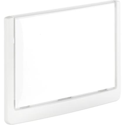 DURABLE Türschild CLICK SIGN, (B)149 x (H)105,5 mm, weiß