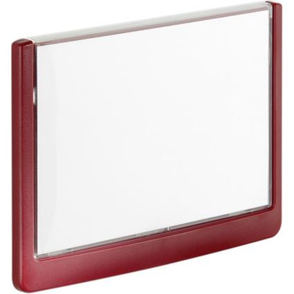 DURABLE Türschild CLICK SIGN, (B)149 x (H)105,5 mm, rot