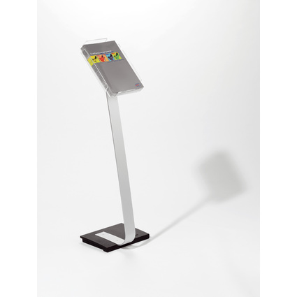 DURABLE Prospekt-Bodenständer DISPLAY STAND, DIN A4