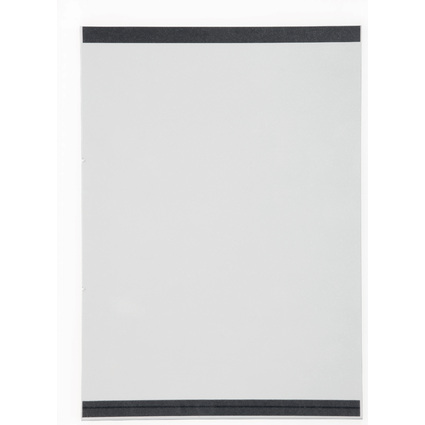 DURABLE Magnet-Tasche, DIN A4, transparent