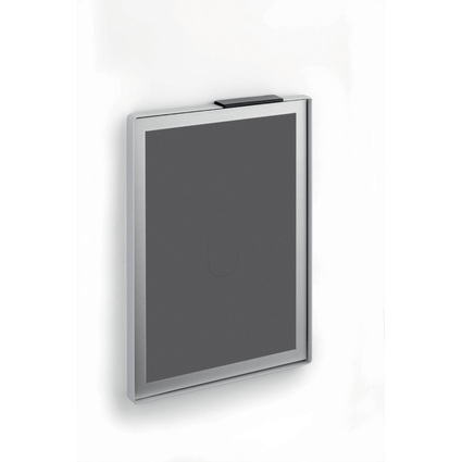 DURABLE Bilderrahmen DURAFRAME PHOTO DESK, 13x18 cm, silber
