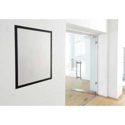 DURABLE Plakatrahmen DURAFRAME POSTER, 50 x 70 cm, schwarz