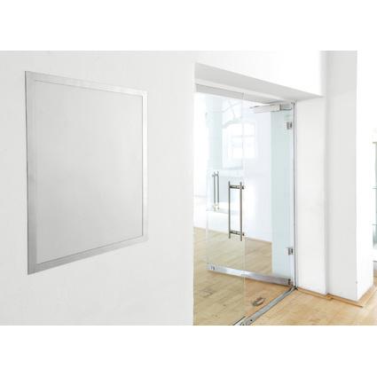 DURABLE Plakatrahmen DURAFRAME POSTER, 50 x 70 cm, silber