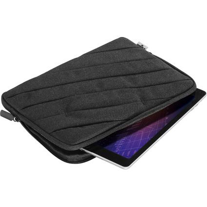 DURABLE Sleeve für Tablet-PC, schwarz