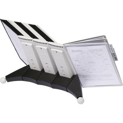 DURABLE Display-System SHERPA table 30, Komplett-Set