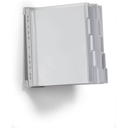 DURABLE Display-System FUNCTION safe wall 10, Komplett-Set