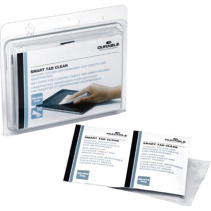 DURABLE Bildschirm-Reinigungstücher SMART TAB CLEAN