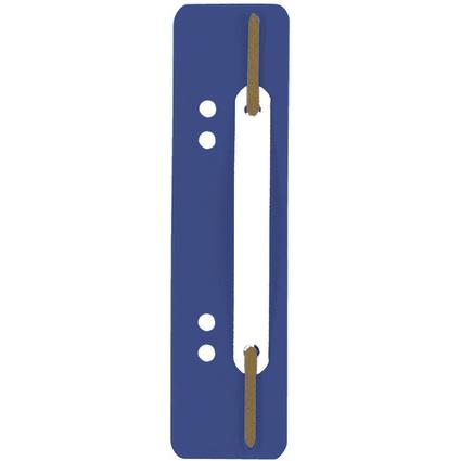 DURABLE Heftstreifen Flexi, 34 x 150 mm, dunkelblau