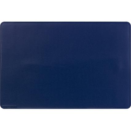 DURABLE Schreibunterlage, 530 x 400 mm, dunkelblau