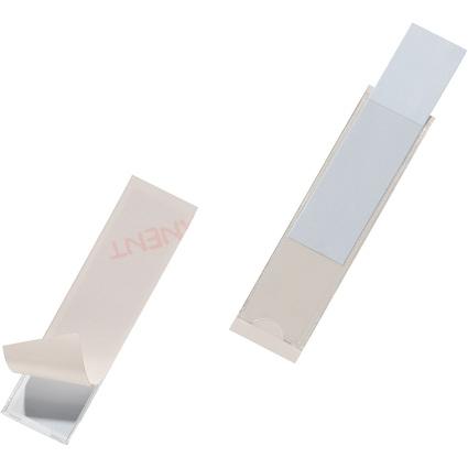 DURABLE Selbstklebetaschen POCKETFIX, (B)75 x (H)18 mm