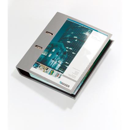 DURABLE Selbstklebetaschen POCKETFIX, DIN A4, transparent