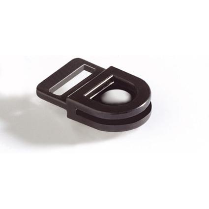DURABLE Ausweishalter CARD FIX, schwarz