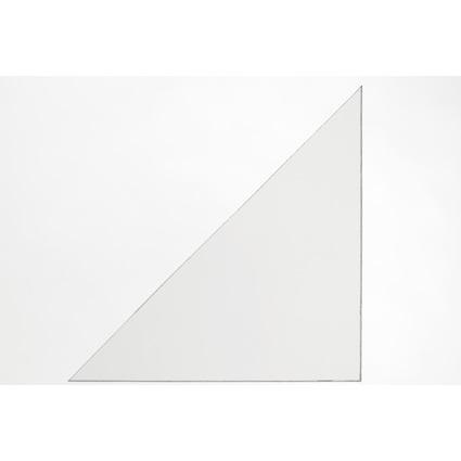 DURABLE Dreieck-Selbstklebetaschen CORNERFIX, 140 x 140 mm