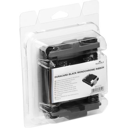 DURABLE Farbband BLACK für Kartendrucker DURACARD ID 300