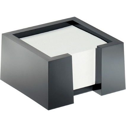 DURABLE Zettelbox NOTE BOX CUBO, schwarz