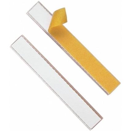DURABLE Beschriftungsfenster LABELFIX, (B)200 x (H)15 mm