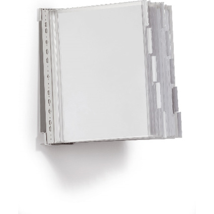 DURABLE Display-System FUNCTION safe wall 10, Komplett-Set