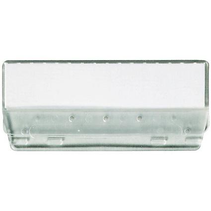 DURABLE Vollsichtreiter, aus Kunststoff, 60 mm breit