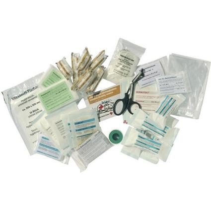 DURABLE FIRST AID KIT L, Erste Hilfe Nachfüllpack, DIN 13157