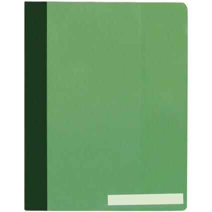DURABLE Schnellhefter, DIN A4, aus PVC, grün