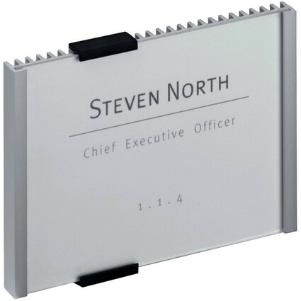 DURABLE Türschild INFO SIGN, (B)149 x (H)105,5 mm