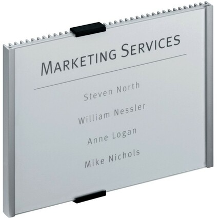 DURABLE Türschild INFO SIGN, (B)210 x (H)148,5 mm