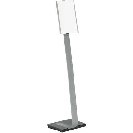 DURABLE Infoständer INFO SIGN stand, DIN A4, aus Aluminium