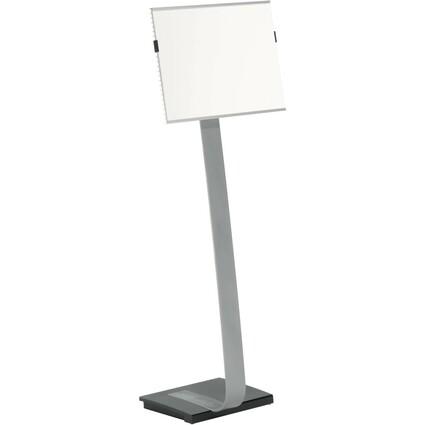 DURABLE Infoständer INFO SIGN stand, DIN A3, aus Aluminium