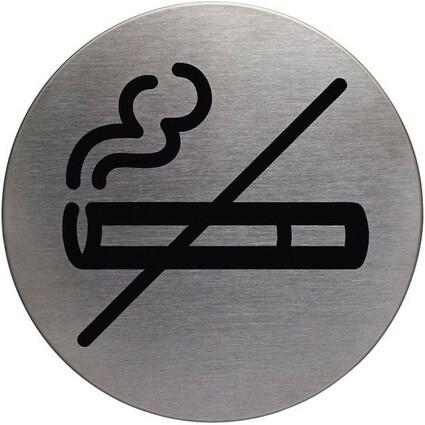 """DURABLE Piktogramm """"Rauchen-Nein"""", Durchmesser: 83 mm"""