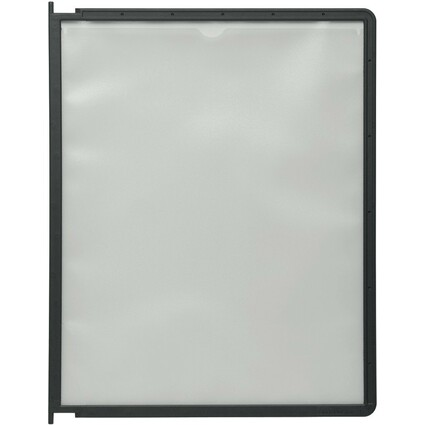 DURABLE Sichttafel SHERPA PANEL PIN, DIN A4, schwarz