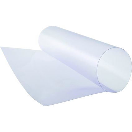 FRANKEN Ersatzfolie für Plakatständer, DIN A3, transparent