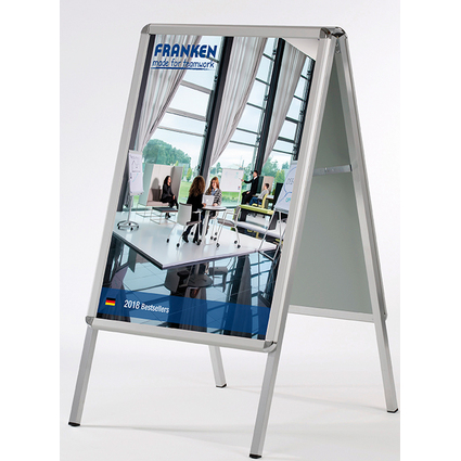 """FRANKEN Plakatständer """"Standard"""", DIN A0, 841 x 1.187 mm"""