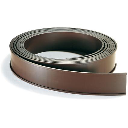 FRANKEN Magnetschild C-Profil-Rollenware, 40 x 1.000 mm