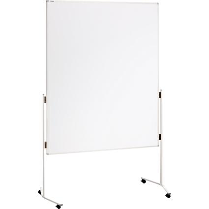 FRANKEN Moderationstafel ECO, 1.500 x 1.200 mm, Karton, weiß