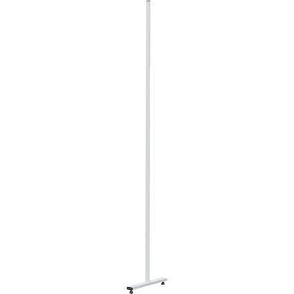 FRANKEN Stellwand-Säule mit Standardfuß, Höhe: 1.900 mm