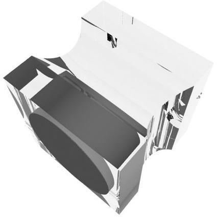 """FRANKEN Neodym-Magnet """"Stempel"""", Haftkraft: 11.500 g, Acryl"""