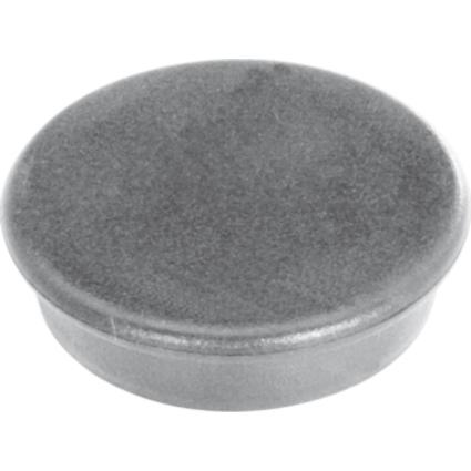 FRANKEN Haftmagnet MagFun, Durchmesser: 32 mm, silber