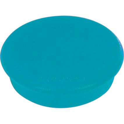 FRANKEN Haftmagnet MagFun, Durchmesser: 32 mm, hellblau