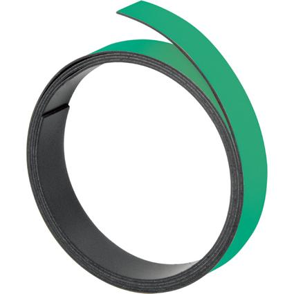 FRANKEN Magnetband, (L)1.000 x (T)20 x (H)1 mm, grün