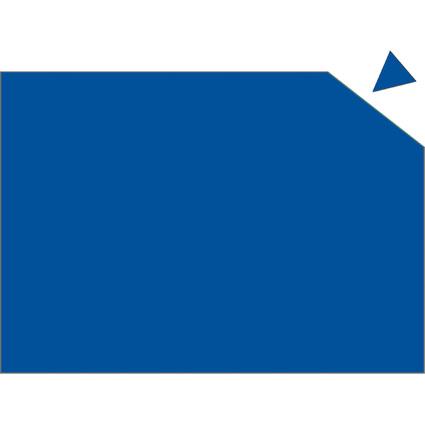 FRANKEN Magnetplatte, 200 x 295 x 0,6 mm, dunkelblau