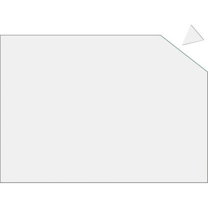 FRANKEN Magnetplatte, 200 x 295 x 0,6 mm, weiß