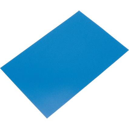 FRANKEN Magnetplatte, 200 x 295 x 0,6 mm, hellblau