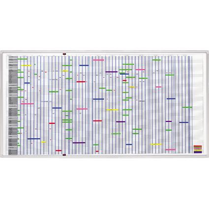 FRANKEN Planungstafel JETPLANER, 12 Monate, 1.930 x 1.000 mm