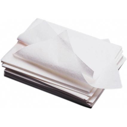 FRANKEN Löschpapier für Tafelwischer Z1921, 100 Blatt