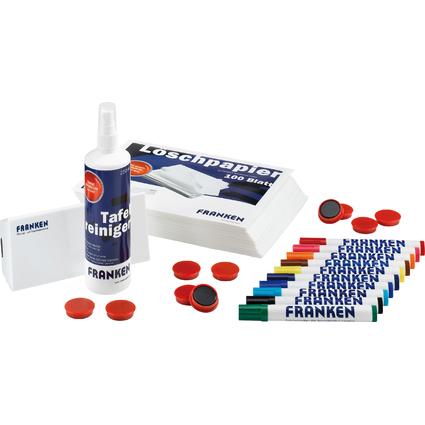 FRANKEN Starter-Set für Magnet-/Weißwand-/Planungstafeln